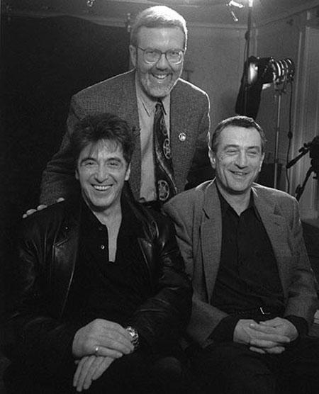 Al Pacino y Robert de Niro