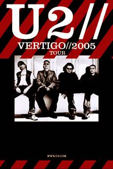Vertigo Tour