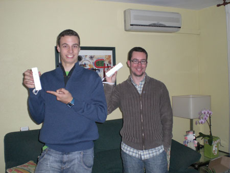 Wii are the champions