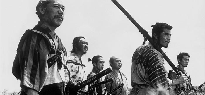 Los Siete Samurais de Kurosawa