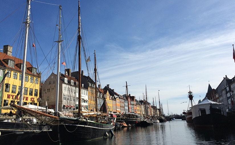 Fin de semana en Copenhague
